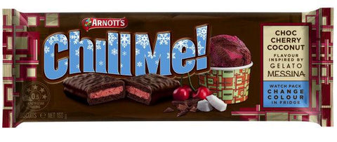 Tim Tam 'Chill Me' Selection: Choc Cherry Coconut