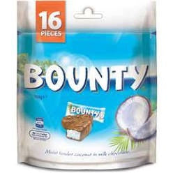 Bounty Share Pack 164g x 10 (Bulk Value Pack)