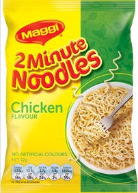 MAGGI 2 Minute Noodles Chicken 1 Pack x 24 (Bulk Value Box)