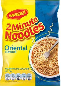 Maggi 2 Minute Noodles Oriental 1 Pack