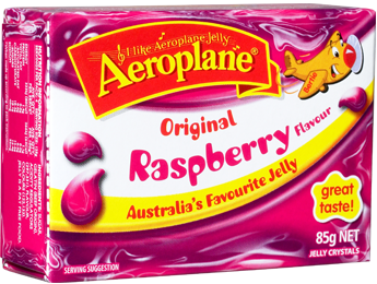 Aeroplane Jelly Raspberry