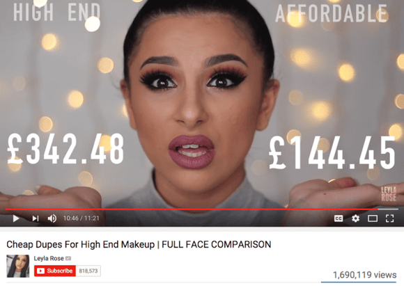 22 Things You'll Know If You Love Makeup But You're Broke AF - Family Deals
