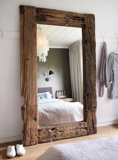 Reclaimed Wood Mirrors Family Deals