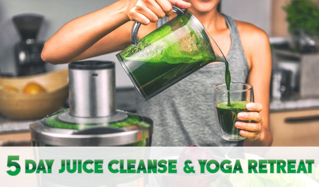 Juicing for Yoga