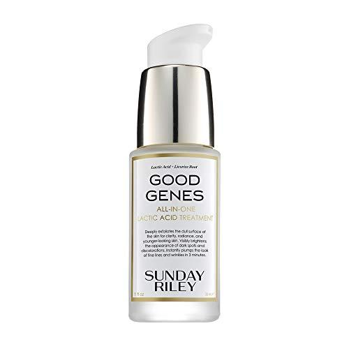Sunday Riley Good Genes All-in-One Lactic Acid Treatment, 1.0 Fl Oz - Family Deals