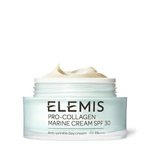 ELEMIS Pro-Collagen Marine Cream, Anti-wrinkle Day Cream SPF 30, 1.6 Fl Oz - Family Deals