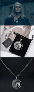 Geralt of Rivia Necklace - Family Deals