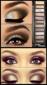"""Smokey Eyes"" Eyeshadow Palette"