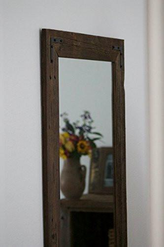 Family Deals 24x36 Reclaimed Wood Framed Mirror