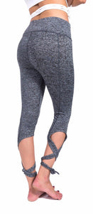 Family Deals clothing Dark Grey / M Gray or Black High Waisted Women's Leggings - Yoga, Dance, Dressy Opaque Leggings