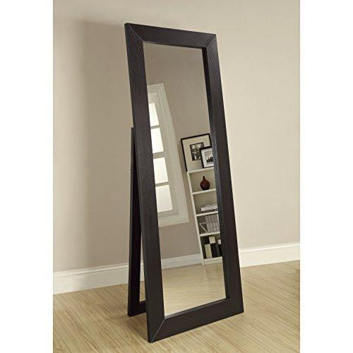 Family Deals Coaster 900453 Transitional Mirror, Cappuccino