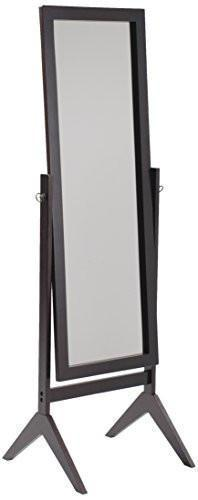 Family Deals Crown Mark Cheval Mirror, Brown
