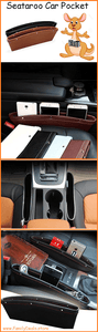 "Family Deals Iphone Cases ""Seataroo Car Pocket""- Car Storage just got Smarter!"