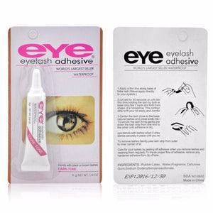 Family Deals Make up Eyelashes Makeup Adhesive - Waterproof EyeLash Glue