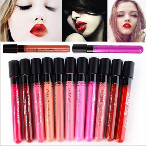 Family Deals Make up Select High Quality Velvet  Waterproof & Long-lasting Lipstick