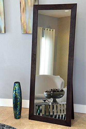 Family Deals Naomi Home Freestanding Cheval Floor Mirror