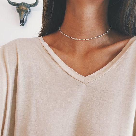 Family Deals Necklace CHAIN CHOKER inspired by ARIANA GRANDE
