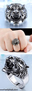 Family Deals Ring Exclusive Tiger Ring