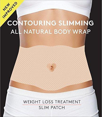 Family Deals slimming wraps Contouring Slimming All Natural Ultimate Body Wrap - it works to Firm Tone Tighten - 5 Body Wraps