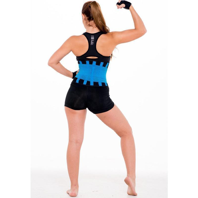 47c27ce6728 ... Family Deals slimming wraps Xtreme Thermo Power Belt Waist Trainer SALE  ...
