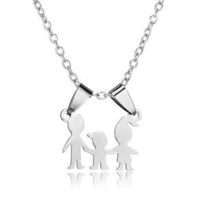 """My Precious Family"" Love Necklace"