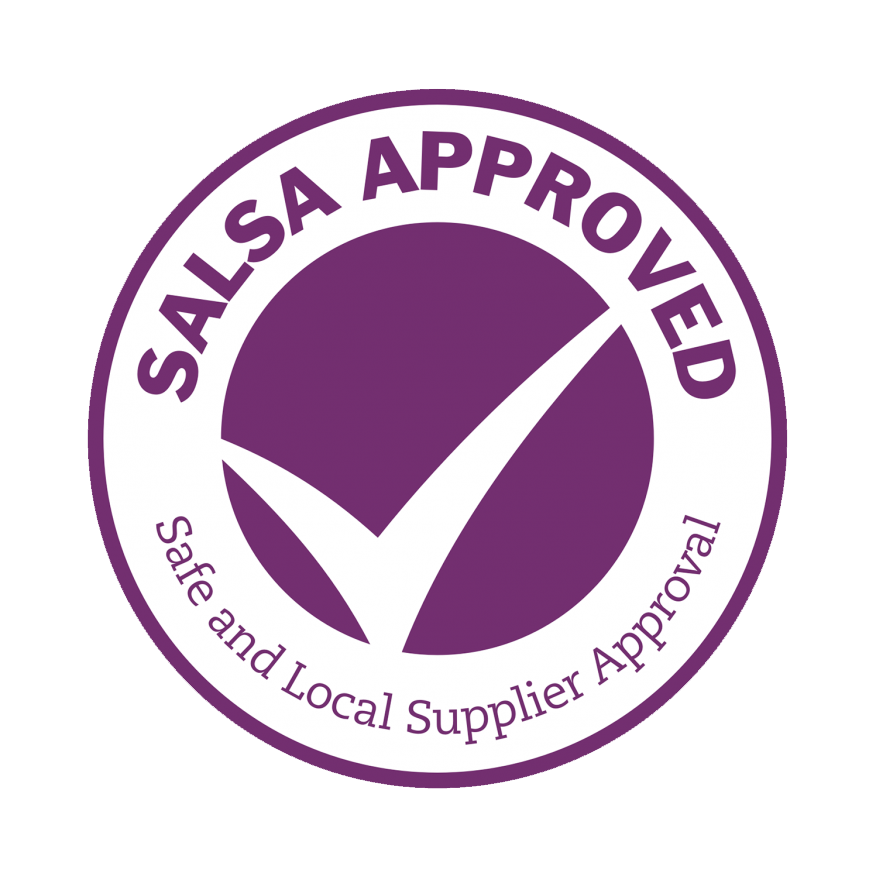 SALSA accredited