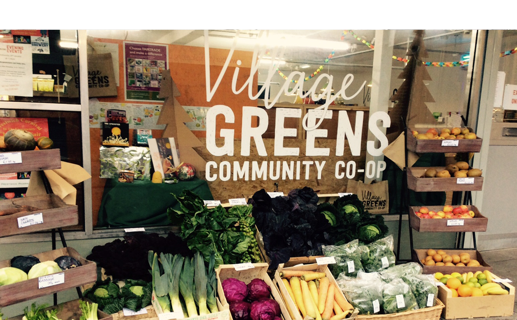 Loving Foods at Village Greens Co-Op