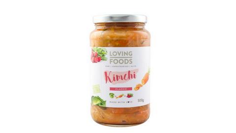 Blog - Why Fermented Vegetables Are The Ultimate Superfood - Loving Foods Organic Kimchi