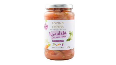 Blog - Why Fermented Vegetables Are The Ultimate Superfood - Loving Foods Organic Krautchi