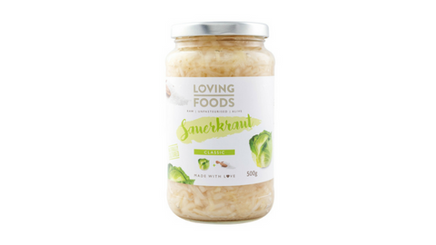 Blog - Why Fermented Vegetables Are The Ultimate Superfood - Loving Foods Organic Sauerkraut