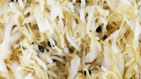 Blog - Why Fermented Vegetables Are The Ultimate Superfood - Loving Foods Unpasteurised Sauerkraut
