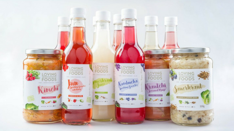 Loving Foods has Moved - Organic, Unpasteurised Cultured Products.