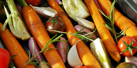 Discover why Everyone's Talking About Gut Microbiome - Seasonal Vegetables Supporting Digestion