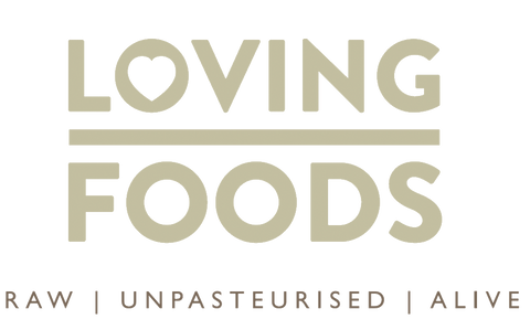 Loving Foods Logo
