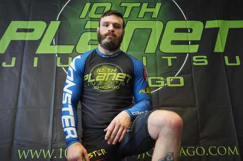 Matt Monster Paul 10th Planet Jiu Jitsu Chicago
