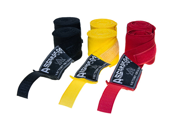 Hand Wraps - Yellow