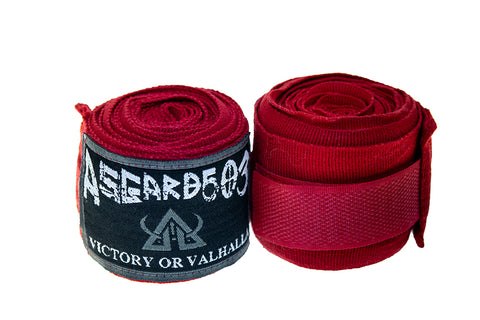 Hand Wraps - Red