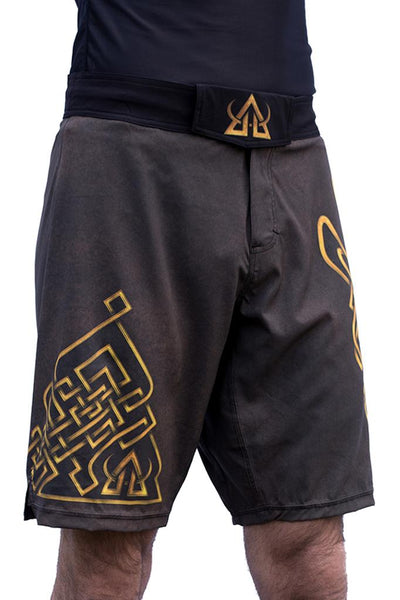 shorts Brown JiuJitsu Asgard503