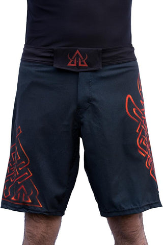 Asgard503 Performance - Shorts - For Fitness, Training, norse