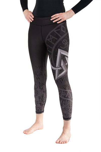 Tights - Runes - Womens