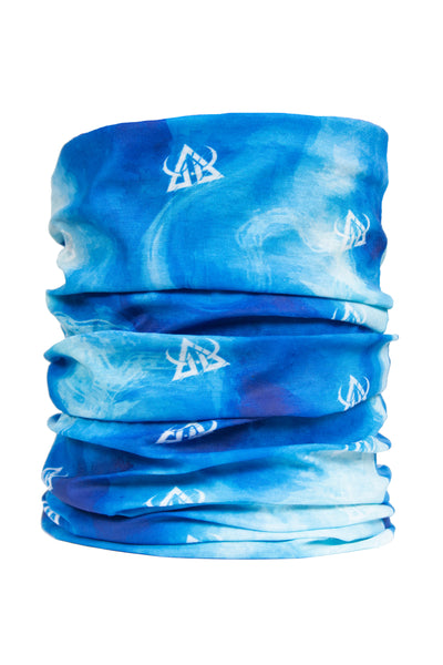 Face Gaiter - Blue