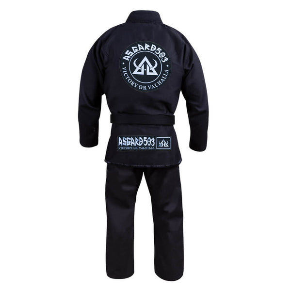 buy now BJJ-single-weave-kimono-Gi patches-Asgard503