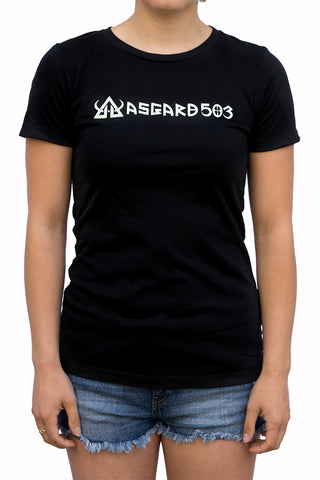 Womens - Asgard503 - T-Shirt
