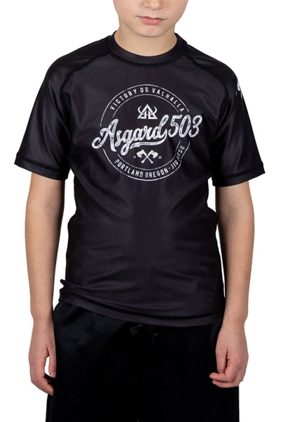 Kids - Rash guard - Vintage - Short Sleeve
