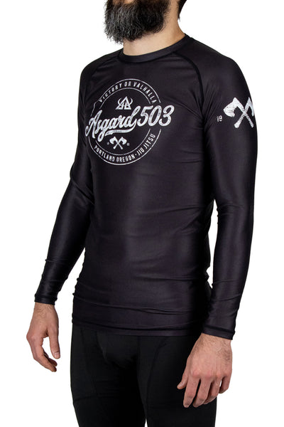 Rash guard - Vintage - Long Sleeve