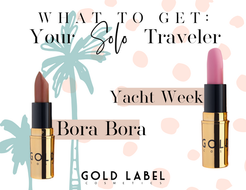 Gold Label Cosmetics' Holiday Gift Guide 2019