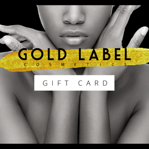 Golden Gift Card