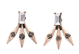 Zahra Ear Jackets - Anoki Boutique
