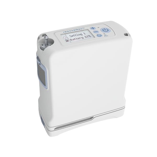 Inogen One G4 Portable Oxygen Concentrator