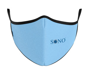 2 PACK - SONO Facemasks